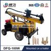 Plataforma de perforación portable del pozo de agua de Dfq-100W