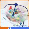 Xyb9903 Colorful Plastic Mini Laundry Basket с Pegs