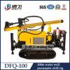 Water WellのためのDfq-100 100m Crawler Mounted Drill Machine