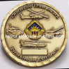 주문 도전 기념 군 미국 기념품 박하 증거 동전