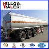 3axle 45000 Liter Heizöl-Tanker-Schlussteil-