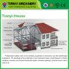 Tianyi EPS 시멘트 샌드위치 위원회 기계 Prefabricated 건물