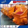 Système de pompage concret diesel puissant avec la canalisation de la livraison en vente