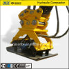 Efficiency elevado Dlkc10 Excavtor Compactor Plate para Excavator 20-30 Ton