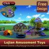 Apparatuur van de Speelplaats van de Jonge geitjes van Ce de Klassieke Plastic Openlucht (x1453-5)