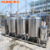 Sistema automatico completo di pulizia di Cip dell'acciaio inossidabile