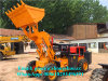 Macchina del caricatore della rotella della benna della parte anteriore del caricatore di estrazione mineraria da vendere