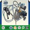 Vakuumpumpe-einzelne Wannen-Kuh und Ziege-Melkmaschine