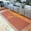 Циновка дешевой кухни резиновый, половой коврик мастерской резиновый (GM0406)