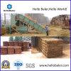 Hydraulic automatico Press Hay Straw Baler (HFST5-6) con CE