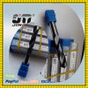 Punte di trivello solide della scanalatura del carburo di tungsteno HRC45 2 per metallo