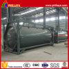 炭素鋼20FT LPG ISO圧力タンク容器