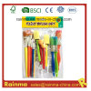 Bristle blanchi Paint Brush pour School Kids