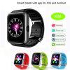 Bluetooth intelligente Uhr für Android und IOS-Telefon (K68)
