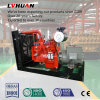 générateur de gaz de la biomasse 200-400kw avec le système de PCCE de turbocompresseur
