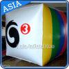 Place Cube PVC gonflable Ballon avec logo pour la promotion