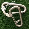 ステンレス鋼AISI304/316のデルタの簡単で急なホック