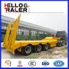 Rimorchio di trasporto dell'escavatore del fornitore della Cina da vendere