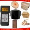 Analyseur d'humidité de plaque de logarithme naturel d'étage de poudre de palette de porte de produits en bois