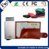 Carpeta del protector de la tarjeta para de la tarjeta de crédito