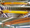 중국 질에 의하여 제작되는 호이스트 머리 위 여행 기중기 20 톤 가격