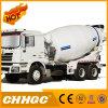 Chhgc 3の車軸6X4コンクリートミキサー車のトラック/具体的なミキサーのトラック