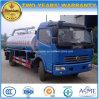 4X2 Vrachtwagen van de Tank 5tons van de Zuiging van Dongfeng 5000L Faecale de Faecale Vacuüm
