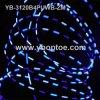 3개의 색깔 스트로브 LED 다색에게 번쩍이기 (YB 3120B4PuWB ZM)