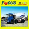 конкретная дозируя тележка 16cbm/тележка смесителя конкретного смешивания Truck/HOWO (серии HDT)