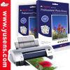 Papel brillante 220g de la foto A4/R4 para la impresora de chorro de tinta (impermeable)
