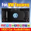 6.2 '' reproductores de DVD del coche de HD con la navegación del GPS para VW Touareg (VVW6505)