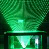 Dans van de Laser Laserman van Supercan 5W de Groene toont Systeem