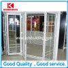 Vouwen van het Hout van het Glas van pvc van de Kwaliteit van het ontwerp de het Binnenlandse/Deur van de Zak (KDSPVCFD001)