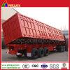 Sand Coal를 위한 3 차축 30-50tons Dump Truck Trailer