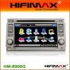 GPS van de Auto DVD van Hifimax het Systeem van de Navigatie voor Hyundai Azear (hm-8906G)