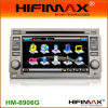 Hyundai Azear (HM-8906G) P. 실 기름 - 4를 위한 P.Hifimax 차 DVD GPS 항해 체계