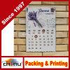 Изготовленный на заказ роскошный календар стола печатание (4326)