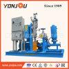 Goldförderung-Pumpe