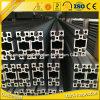 6063-T5 de Extruder van het aluminium van de Fabrikant van het Profiel van het Aluminium van China