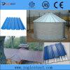 Acier ondulé galvanisé enduit par couleur de PPGI pour la toiture