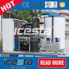 Flocken-Eis-Maschine 2.5 Tonnen-/Tag verwendet in Mittlerem Osten