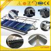 Marco de aluminio modificado para requisitos particulares del perfil del panel solar con la superficie de la oxidación anódica
