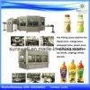 Maquinaria de enchimento plástica do suco do frasco