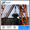 고품질 중국 원형 강철 작은 조각 드는 전자석, 자석 기중기 MW5-120L/1