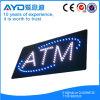 Hidly 장방형 실내 ATM 현금 LED 표시