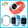 21 unterschiedliche Farben-Uhr-Form-Silikon-Brücke für Apple Iwatch