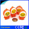 Free Sample Cartoon Egg Man Style USB 2.0 Memory Stick