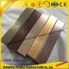 Fabrikant 6063 Aangepaste Drawbench van het Profiel van de Uitdrijving van het Aluminium Kleuren