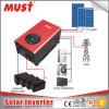 고품질을%s 가진 2kw 24VDC MPPT 태양 변환장치