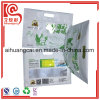 Saco de plástico Ziplock da folha de alumínio do malote para o empacotamento do alimento cozido